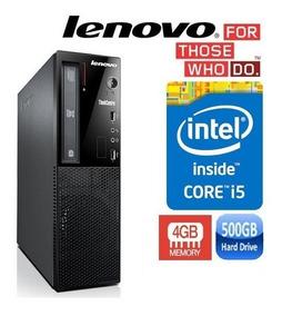 Cpu Desktop Lenovo E73 I5-4570s 4gb 500gb Envio Já!!