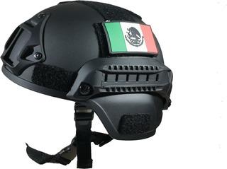 Casco Militar Tactico Gotcha Paintball Airsoft Envio Gratis