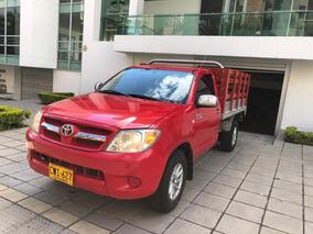 Toyota Hilux Hilux Estaca 2008