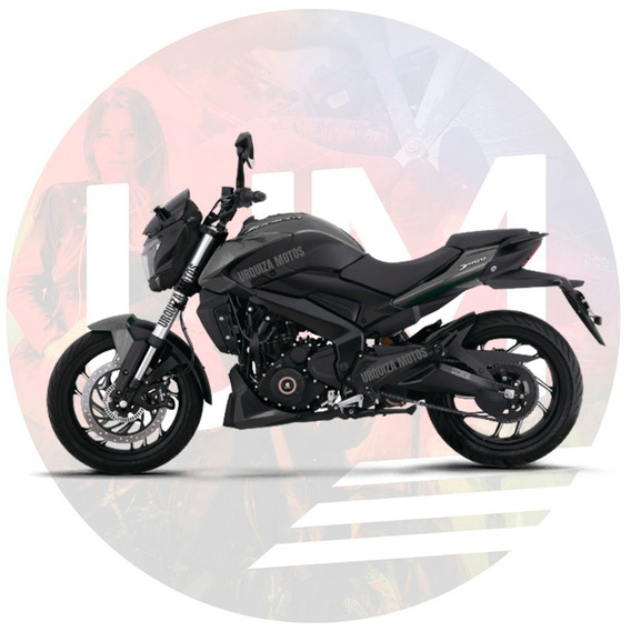 Moto Bajaj Dominar 400 Urquiza 2020 Ug 0km Financiacion