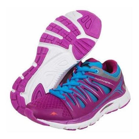 Zapatillas Montagne Ribtech Mujer Violeta