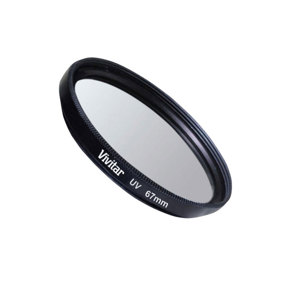 Filtro Ultravioleta (uv) Para Lentes Com Diâmetro De 67mm