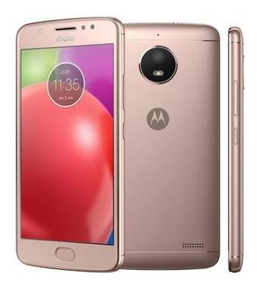 Smartphone Motorola Moto E4 Xt1763 Rosê - Vitrine