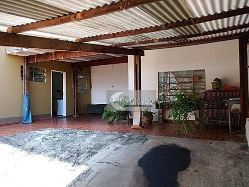 Casa Com 2 Dormitórios À Venda, 130 M² Por R$ 510.000,00 - Rudge Ramos - São Bernardo Do Campo/sp - Ca0469