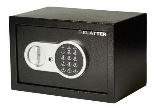 Imagen 1 de 10 de Caja Fuerte De Seguridad Digital 31cm X 20cm X 20cm Klatter