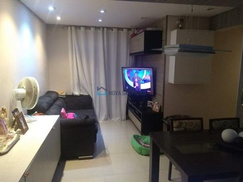 Apartamento Seminovo Impecável Todo Planejado, Terraço Gourmet ! 10 Min De Ônibus Ao Metrô/plaza Sul - Bi24195