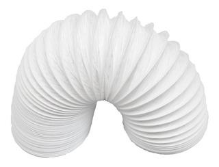 Manguera Flexible Salida De Vapores Secarropas A Calor 3mts