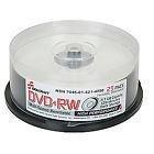 Ability One Dvd+rw Disc,4.7 Gb,120 Min,4x,pk25, 7045-01-521-