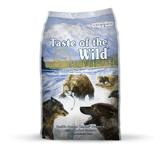 Alimento Para Perro -taste Of The Wild Salmon Ahumado Adulto