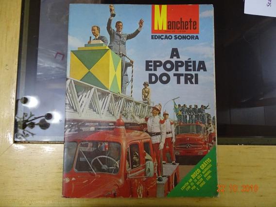 Revista Manchete Junho 1970 Edição Especial Futebol R473