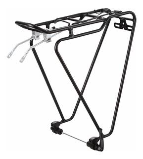 Bagageiro Ostand Cd234x Com Blocagem Fixação Na Bicicleta
