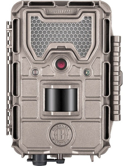 Bushnell Camera Trilha Noturna Aggressor 20mp 1080p 119874c