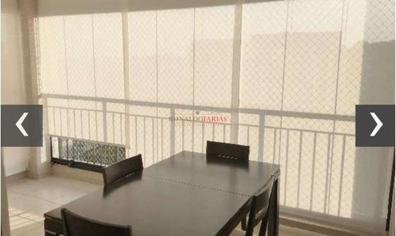@ Apartamento 2 Dormitórios - Sendo 1 Suite - 71 M² - Jardim Prudencia - Lazer Completo - Sz8900