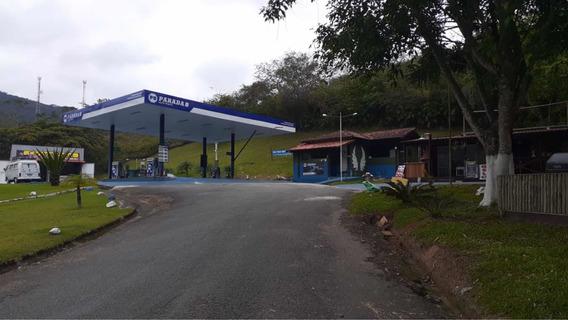 Posto De Gasolina Com Condomínio Aprovado Em Área Nobre