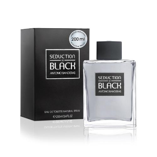 Perfume Seduction In Black Antonio Band - mL a $524