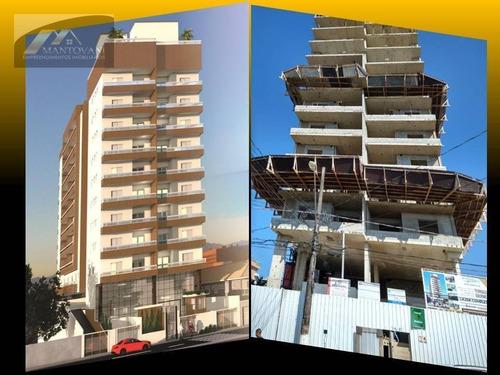 Apartamento Com 2 Dormitórios À Venda, 63 M² Por R$ 256.960,00 - Aviação - Praia Grande/sp - Ap2204