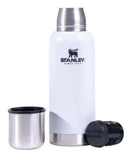 Termo Acero Inoxidable Stanley 739 Ml Adventure Blanco
