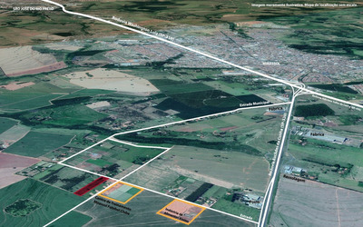 Área 21.000 M2 Em Mirassol, Perto Da Rod. Euclides Da Cunha