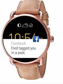 Relógio Smartwatch Fóssil Gen 2 Q Wander Novo