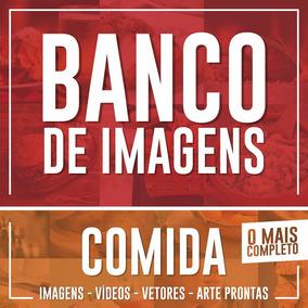 Banco De Imagens Vídeos De Comida | Vetores | Logos E Mais