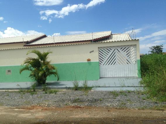 Vendo Casa C/ 03 Dorm Em Itanhaém Por R$ 200 Mil Ref. 6922 E