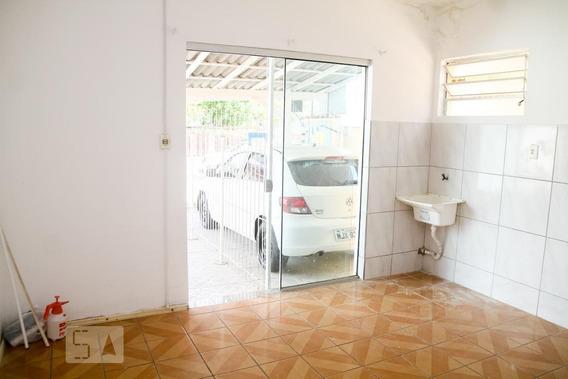 Casa Para Aluguel - Nossa Senhora Do Rosário, 2 Quartos, 100 - 893033665