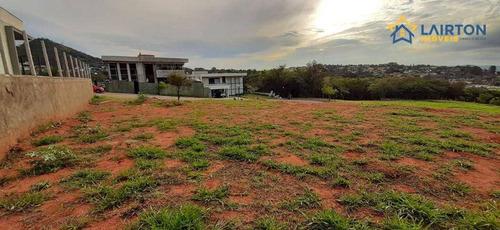 Terreno À Venda, 600 M² Por R$ 480.000,00 - Itapetinga - Atibaia/sp - Te0785