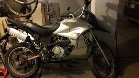 Motocycleta Lineal