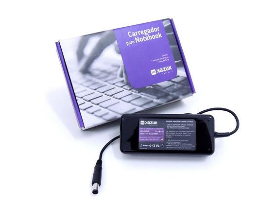 Fonte Carregador Notebook - Dell 19.5v 4.62a 7.4x5.0 Kazuk