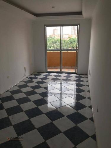 Ótimo Apartamento Com 3 Dormitórios À Venda - Vila Albertina - São Paulo/sp - Ap1898