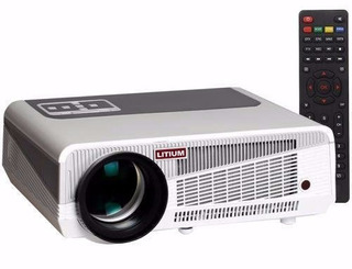 Litium 86+ Proyector Led 50000 3500 L Hdmi 1080 Android Wifi