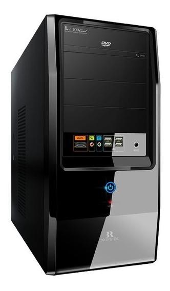 Computador Cpu Amd Opteron 180 + Ati Radeon Hd 3850 Agp