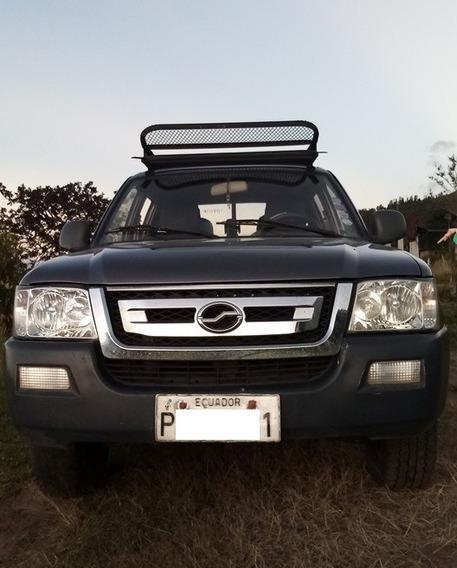 Camioneta Admiral 2012 Doble Cabina, Tecnología Toyota