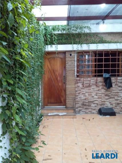 Casa Assobradada - Planalto Paulista - Sp - 573098