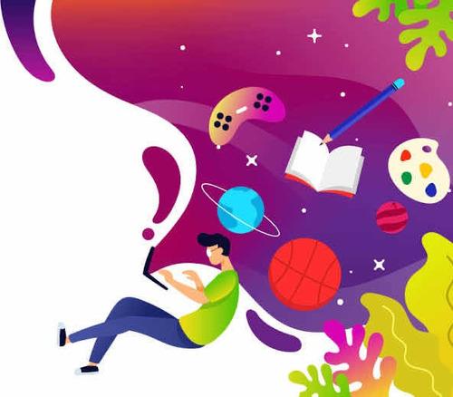 Imagem 1 de 2 de Criação De Arte, Logos E Comunicação Visual
