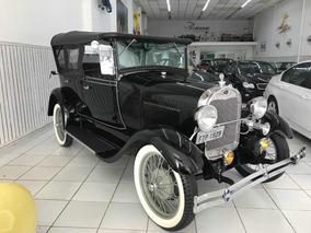 Ford Phaeton 1929 Raridade