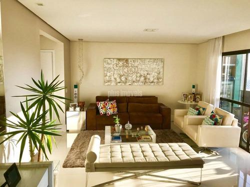 Apartamento  4 Dormitórios 3 Suites 4 Vagas Deposito No Morumbi!!! - Pp12011