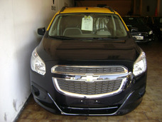 Chevrolet Spin Okm Taxi-anticipo Y Cuotas-oferta De Contado-