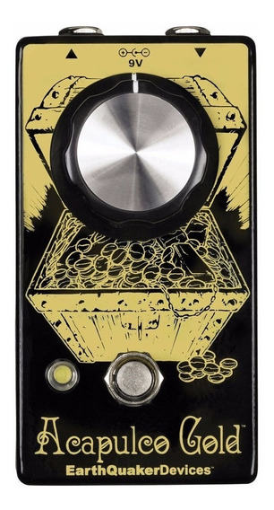 Acapulco Gold Power Amp Distortion V2 Earthquaker Devices