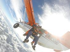 Salto De Paraquedas, Salto Duplo, Queda Livre Espetacular!
