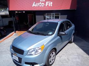 Chevrolet Aveo Aut. 2012