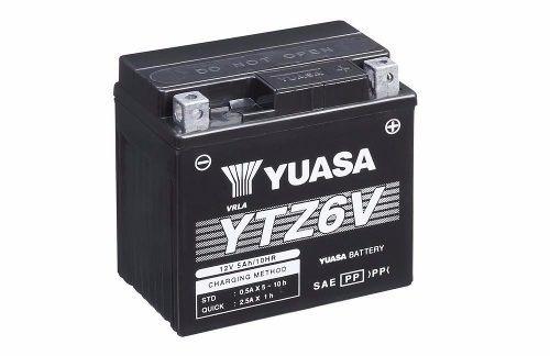 Bateria Yuasa Honda Nx 150 Bros 2009 Original Yuasa Ytz6