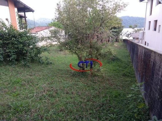 Terreno Em Condomínio Fechado À Venda, Balneário Palmira, Ribeirão Pires. - Te0063