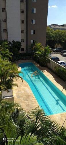 Imagem 1 de 30 de Apartamento Com 3 Dormitórios À Venda, 63 M² Por R$ 360.000,00 - Cidade Patriarca - São Paulo/sp - Ap4426