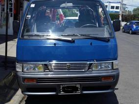 Nissan Urvan 2.5 Dx Corta 9 Pas Mt 2000