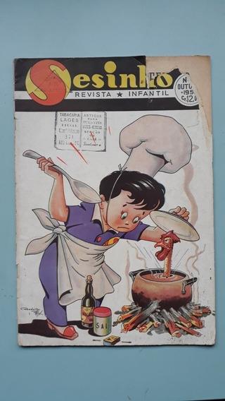 Revista Sesinho Década De 1950