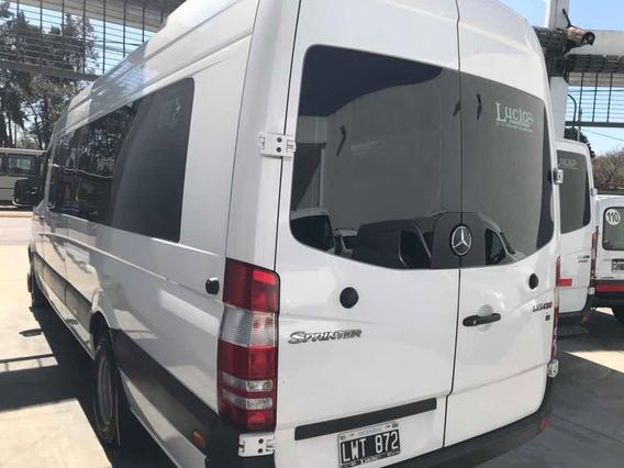 Mercedes-benz Sprinter 515 Minibus 19+1 2012 Unica 62.000km