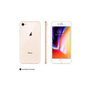 iPhone 8 Apple 256gb 4g Tela Retina 4.7 Ios Câmera 12 Mp Do