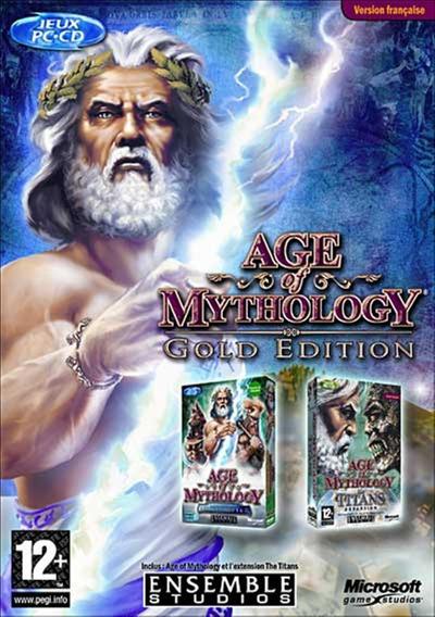 Age Of Mythology Gold Edition Pc Digital
