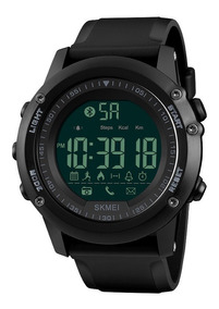 Smartwatch Masculino Skmei 1321 Digital Bluetooth + Brinde